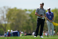 Emiliano Grillo (ARG) on the 10th tee during the 3rd round at the PGA Championship 2019, Beth Page Black, New York, USA. 18/05/2019.<br /> Picture Fran Caffrey / Golffile.ie<br /> <br /> All photo usage must carry mandatory copyright credit (© Golffile | Fran Caffrey)