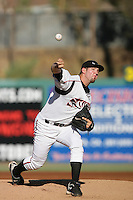 September 6 2009:  Jon Berger of the Lake Elsinore Storm during game against the San Jose Giants at The Diamond in Lake Elsinore,CA.  Photo by Larry Goren/Four Seam Images
