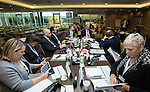 "BRUSSELS - BELGIUM - 23 November 2016 -- European Training Foundation (ETF) Conference on ""GETTING ORGANISED FOR BETTER QUALIFICATIONS"". -- PHOTO: Juha ROININEN / EUP-IMAGES"