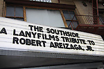 "Billboard at The private Industry Screening of ""The Southside"", A Lany Film Tribute to Robert Areizaga, Jr. on February 27, 2012 at Tribeca Cinemas, New York City, New York.  (Photo by Sue Coflin/Max Photos)"