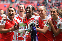 Arsenal Ladies vs Chelsea Ladies 14-05-16