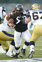 Jerome Haywood Ottawa Renegades 2003. Photo Scott Grant