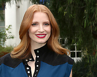 "PALM SPRINGS - JAN 3:  Jessica Chastain at the PSIFF Creative Impact Awards & ""10 Directors to Watch"" at Parker Palm Springs on January 3, 2018 in Palm Springs, CA"