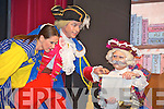 """Irene Kavanagh, John McGeever and Hazel Devane in a scene from """"Long John Silver"""" Killorglin Pantomime Groups 49th panto, in the CYMS Killorglin on Sunday."""