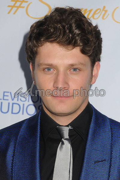 18 May 2015 - West Hollywood, California - Brett Dier. 3rd Annual CBS Television Studios Rooftop Summer Soiree held at The London Hotel. Photo Credit: Byron Purvis/AdMedia