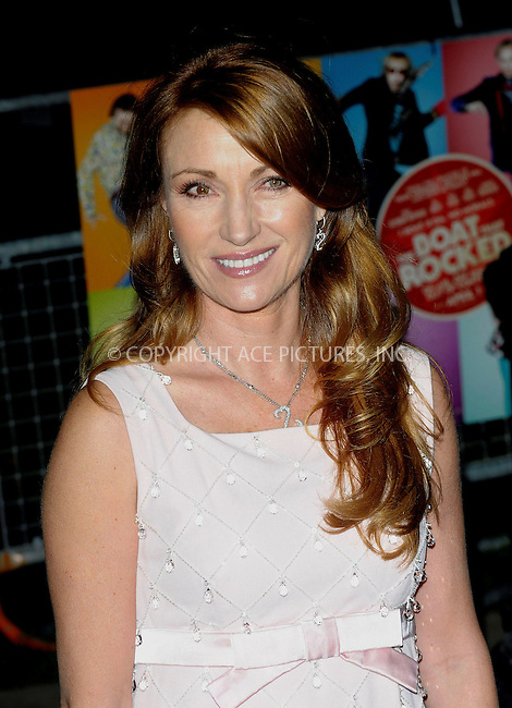 "ACEPIXS.Com.............Jane Seymour attending the world premiere of ""The Boat That Rocked"" at the Odeon Leicester Square in London - 23 March 2009...Please by line:  Famous/ACEPIXS.com..ACE Pictures, Inc.tel: 212 243 8787 or 646 769 0430.Fax: 212 243 8718.Email: info@acepixs.com.www.acepixs.com."