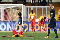 Delusione Benevento dejection<br /> Benevento 01-10-2017  Stadio Ciro Vigorito<br /> Football Campionato Serie A 2017/2018. <br /> Benevento - Inter<br /> Foto Cesare Purini / Insidefoto
