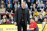 Mannheim 17.01.2009, BBL Team S&uuml;d Trainer Michael Koch im Spiel S&uuml;d - Nord beim Basketball All Star Day 2009<br /> <br /> Foto &copy; Rhein-Neckar-Picture *** Foto ist honorarpflichtig! *** Auf Anfrage in h&ouml;herer Qualit&auml;t/Aufl&ouml;sung. Belegexemplar erbeten.