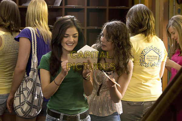 LUCY HALE & PHOEBE STROLE.in Sorority Wars .*Filmstill - Editorial Use Only*.CAP/FB.Supplied by Capital Pictures.