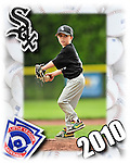 Action Photos of the Burlington American Little League White Sox at Calahan Park in Burlington, Vermont. Mandatory Credit: Ed Wolfstein Photo