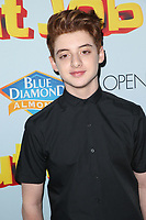 "05 August 2017 - Los Angeles, California - Thomas Barbusca. ""Nut Job 2: Nutty by Nature"" World Premiere held at Regal Cinema at L.A. Live. Photo Credit: F. Sadou/AdMedia"