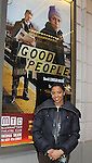 "One Life To Live's Renee Elise Goldsberry stars with Tate Donovan, Estelle Parsons, Frances McDormand in ""Good People"" on February 13, 2011 at Manhattan Theatre Club at the Samuel J. Friedman Theatre, New York City, New York. (Photo by Sue Coflin/Max Photos)"