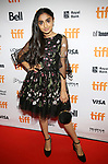 Saara Chaudry attends the TIFF Soiree during the 2017 Toronto International Film Festival at TIFF Bell Lightbox on September 6, 2017 in Toronto, Canada.