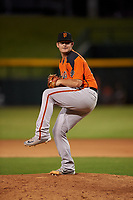 AZL Giants Orange relief pitcher Cory Taylor (60) during a rehab appearance in an Arizona League game against the AZL Cubs 1 on July 10, 2019 at Sloan Park in Mesa, Arizona. The AZL Giants Orange defeated the AZL Cubs 1 13-8. (Zachary Lucy/Four Seam Images)