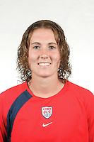 Jen Buczkowski, U.S. Under 21 Women's National Team Training Camp, Home Depot Center, Carson, CA. May 24, 2005