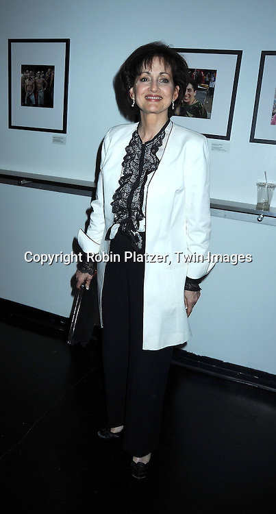 """Robin Strasser at The opening night of """"White's Lies"""" on May 6, 2010 at New World Stages in New York City. The show stars Betty Buckley, Tuc Watkins, Peter Scolari and Christy Carlson Romano."""