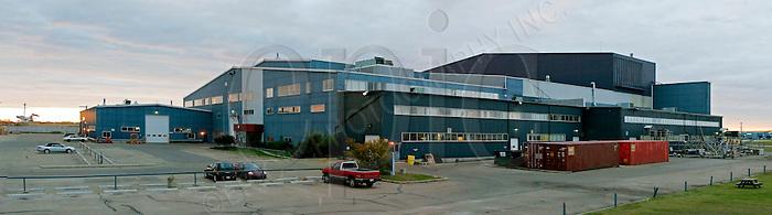 L3 Communications Spar Aerospace Limited on Friday, September 23, 2005. (John Ulan/Epic Photography)