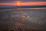 Sunrise at Crane Beach, Ipswich, MA, USA