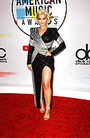 LOS ANGELES, CA - OCTOBER 09: Bebe Rexha attends the 2018 American Music Awards at Microsoft Theater on October 9, 2018 in Los Angeles, California.  <br /> CAP/MPI/IS<br /> ©IS/MPI/Capital Pictures