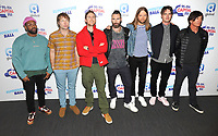 Maroon 5 at the Capital FM Summertime Ball at Wembley Stadium, London on June 8th 2019<br /> CAP/ROS<br /> ©ROS/Capital Pictures