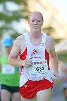 Jürgen Thome (LG Langen) bei der SportHübner Master Challenge