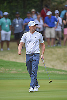 Alex Noren (SWE) after sinking his putt on 7 during day 5 of the World Golf Championships, Dell Match Play, Austin Country Club, Austin, Texas. 3/25/2018.<br /> Picture: Golffile | Ken Murray<br /> <br /> <br /> All photo usage must carry mandatory copyright credit (&copy; Golffile | Ken Murray)