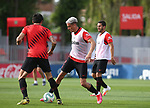 Atletico de Madrid's Jose Maria Gimenez during training session. June 2,2020.(ALTERPHOTOS/Atletico de Madrid/Pool)