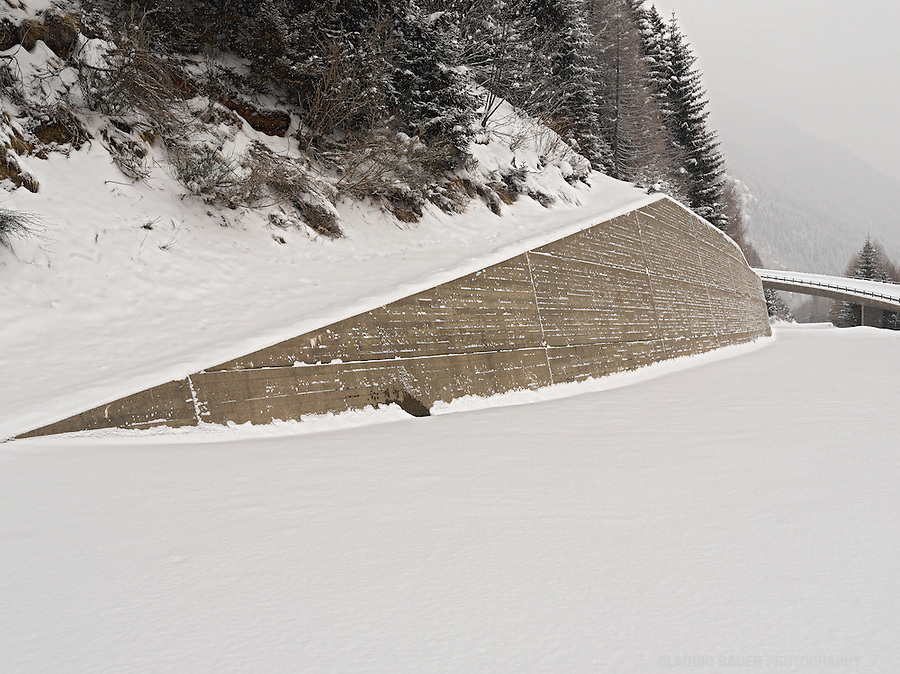 Passes, Switzerland, Ticino, Gotthard Pass, Gottardo, Winter mountain pass, snowy mountain road