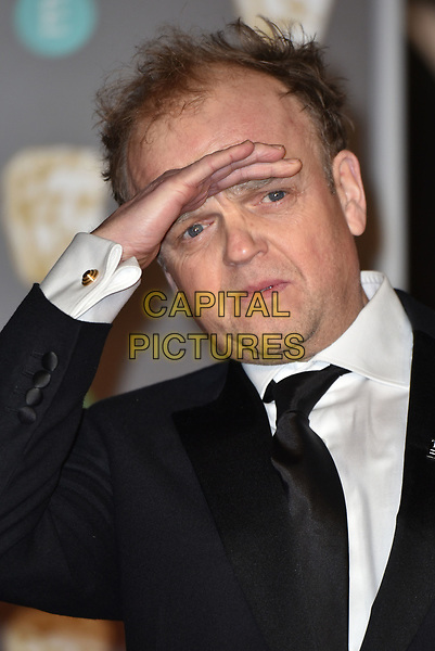 72054038a1da Toby Jones br    Arrivals at The EE British Academy Awards 2018 held at