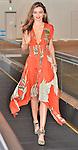 Miranda Kerr, Jul 18, 2013 : Tokyo, Japan : Model Miranda Kerr arrives at Narita International Airport in Chiba prefecture, Japan on July 18, 2013.