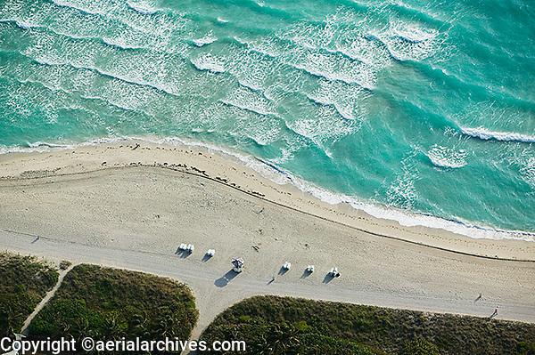aerial photograph Miami Beach, Florida
