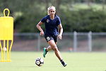 CARY, NC - AUGUST 24: Lynn Williams. The North Carolina Courage held a training session on August 24, 2017, at WakeMed Soccer Park Field 7 in Cary, NC.