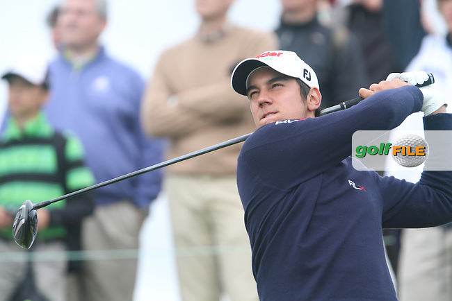 Matteo Manassero (ITA) on Day 4 of the Alstom Open de France at Golf National,  Saint-Quentin-En-Yvelines, Paris, France, 8/7/12...(Photo Jenny Matthews/www.golffile.ie)