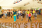Zumba Dancing at Feile na Bláth at Tralee town park on Saturday