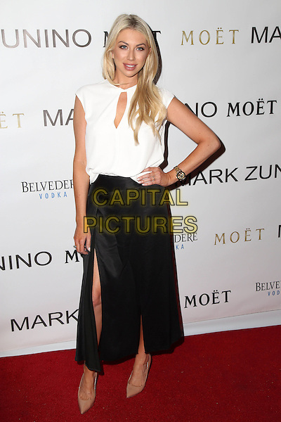 LOS ANGELES, CA - JANUARY 7: Stassi Schroeder at the Mark Zunino Atelier Opening at Mark Zunino Atelier in Los Angeles, California on January 7, 2016. <br /> CAP/MPI/DE<br /> &copy;DE//MPI/Capital Pictures