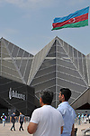 13/06/2013 - Karate (Kumite) and Volleyball - Crystal Hall - Baku - Azerbaijan