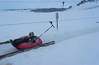 Max Tubing at Saddleback Ranch, Steamboat Springs, Colorado, US