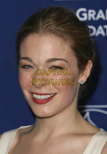 "LeANN RIMES.The Grammy Foundation presents the 9th Annual Music Preservation Project, ""The Soul Of Country"" celebrates the Magic and History of Country Music at the Wilshire Ebell Theater, Los Angeles, California, USA..February 8th, 2007.headshot portrait leanne .CAP/ADM/CH.©Charles Harris/AdMedia/Capital Pictures"