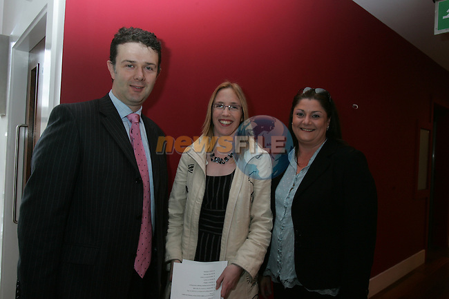 Drogheda chamber of commerce AGM in Bru..Photo: Newsfile/Fran Caffrey.