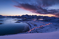 Lofoten Islands Winter 2016