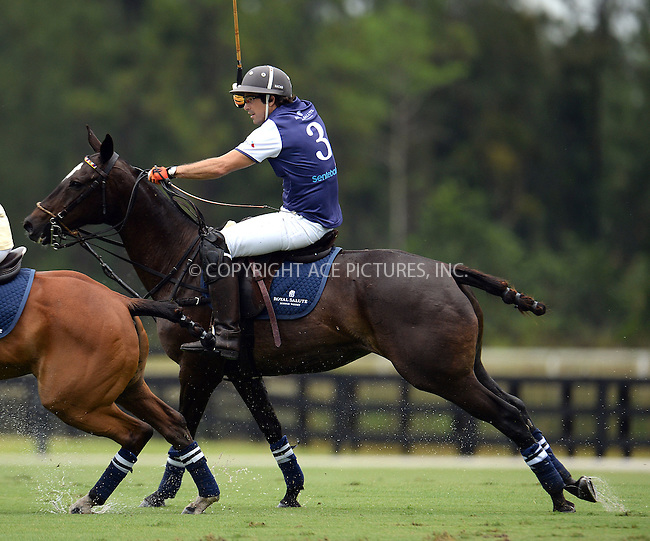 WWW.ACEPIXS.COM<br /> <br /> May 4 2016, Wellington, FL<br /> <br /> Professional player Nacho Figueras plays in the Sentebale Royal Salute Polo Cup on May 4, 2016 in Wellington, Florida. <br /> <br /> By Line: Solar/ACE Pictures<br /> <br /> <br /> ACE Pictures, Inc.<br /> tel: 646 769 0430<br /> Email: info@acepixs.com<br /> www.acepixs.com