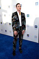 LOS ANGELES - MAR 30:  Adam Rippon at the Human Rights Campaign 2019 Los Angeles Dinner  at the JW Marriott Los Angeles at L.A. LIVE on March 30, 2019 in Los Angeles, CA