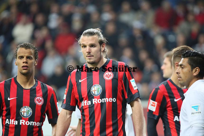 Alex Meier (Eintracht) - Eintracht Frankfurt vs. 1. FSV Mainz 05, Commerzbank Arena