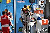 IMSA WeatherTech SportsCar Championship<br /> Sahlen's Six Hours of the Glen<br /> Watkins Glen International, Watkins Glen, NY USA<br /> Sunday 2 July 2017<br /> 93, Acura, Acura NSX, GTD, Andy Lally, Katherine Legge<br /> World Copyright: Richard Dole/LAT Images<br /> ref: Digital Image RD_WGI_17_571