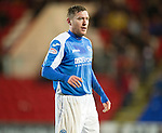 St Johnstone v Hearts..15.12.12      SPL.Paddy Cregg.Picture by Graeme Hart..Copyright Perthshire Picture Agency.Tel: 01738 623350  Mobile: 07990 594431