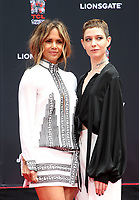 14 May 2019 - Hollywood, California - Halle Berry, Asia Kate Dillon. The Keanu Reeves Hand And Foot Print Ceremony held at The TCL Chinese Theatre.       <br /> CAP/ADM/FS<br /> ©FS/ADM/Capital Pictures