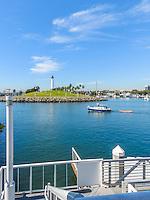 Shoreline Village, Rainbow Harbor, Marina, Long Beach CA,  Pike Amusements, Southern California, USA, Rainbow Lagoon Park, Waterfront Center, Long Beach California