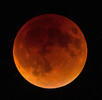 """Super Blood Moon"" Eclipse"