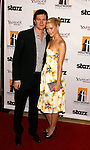 BEVERLY HILLS, CA. - October 27: Actress Jaime King and husband Kyle Newman arrives at the 12th Annual Hollywood Film Festival Awards Gala at the Beverly Hilton Hotel on October 27, 2008 in Beverly Hills, California.