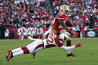 30.12.2012: San Francisco 49ers vs. Arizona Cardinals